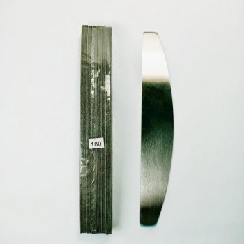 Металева пилка з змінними файлами-абразивами 180 грит 50шт