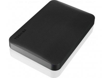 """Зовнішній жорсткий диск 2.5"""" USB 1.0 TB Toshiba Canvio Ready Black [HDTP210EK3AA]"""