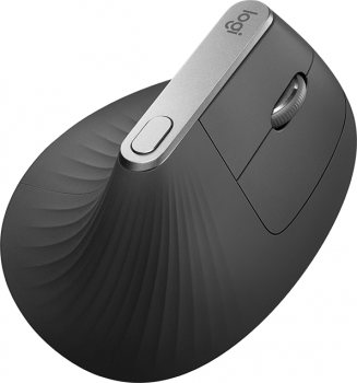 Миша Logitech MX Vertical Advanced Ergonomic Mouse Graphite (910-005448)