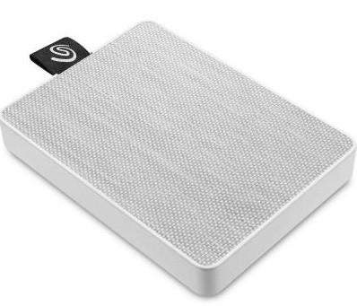 Жорсткий диск (HDD) Seagate One Touch White (STJE500402) (STJE500402)