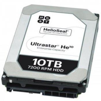 """Жорсткий диск (HDD) WDC Hitachi HGST 3.5"""" 10TB (0F27454 / HUH721010ALE604)"""