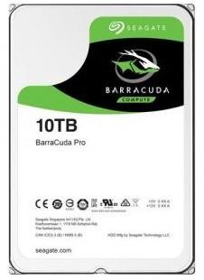 Жорсткий диск (HDD) Seagate Barracuda Pro 7200rpm 256MB (ST10000DM0004) (ST10000DM0004)