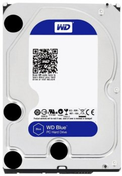 Жорсткий диск (HDD) Western Digital Blue 3TB SATA3 (WD30EZRZ)