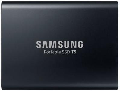 SSD-накопичувач Samsung T5 2TB USB 3.1 V-NAND (MU-PA2T0B/WW) (MU-PA2T0B/WW)