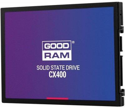 SSD-накопичувач GOODRAM CX400 1 TB SATAIII 3D TLC (SSDPR-CX400-01T)