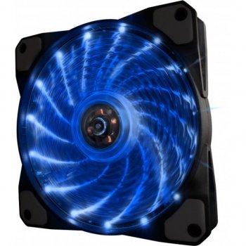 Кулер Frime Iris LED Fan 15LED Blue OEM (FLF-HB120B15BULK)