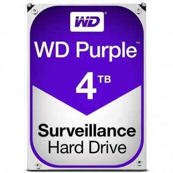 "Жорстку диск 3.5"" 4TB Western Digital (WD40PURZ)"