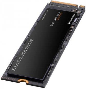 Western Digital Black SN750 NVMe SSD 250GB M.2 2280 PCIe 3.0 x4 3D NAND (TLC) (WDS250G3X0C)