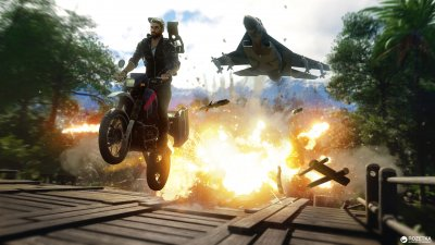 Игра Just Cause 4 для PS4 (Blu-ray диск, Russian subtitles)