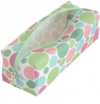 Пенал Traum 7009-53 Зелено- розовый (4820007009532)