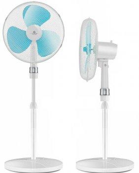 Напольный вентилятор Kesser KE-15326 Белый