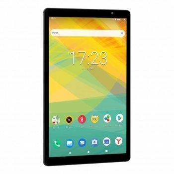 "Планшетный ПК Prestigio Grace 4891 4G Black (PMT4891_4G_E); 10.1"" (1280x800) IPS / SpreadTrum SC9863 / ОЗУ 3 ГБ / 32 ГБ встроенной + microSD до 128 ГБ / камера 2 Мп + 0.3 Мп / 4G (LTE) / Wi-Fi, Bluetooth / Android 9.0 (Pie) / 244 х 155 х 8 мм, 468 г / 500"