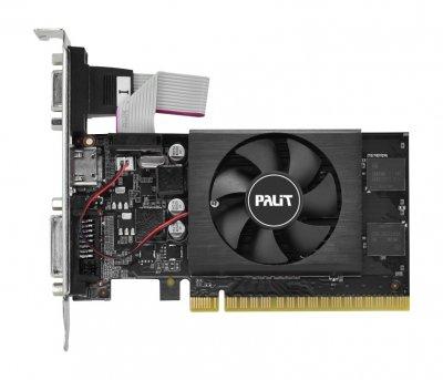 Видеокарта GF GT 710 2GB GDDR5 Palit (NE5T7100HD46-2087F)