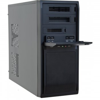 Корпус ПК CHIEFTEC Libra LG-01B PSU 500Вт (LG-01B-500S8)