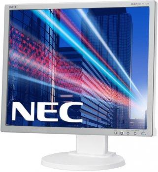 Монітор NEC EA193Mi white (60003585)