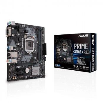 Материнская плата Asus PRIME H310M-K R2.0 (s1151, Intel H310)