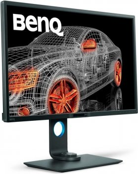 Монітор BENQ PD3200Q Black 9H.LFALA.TBE