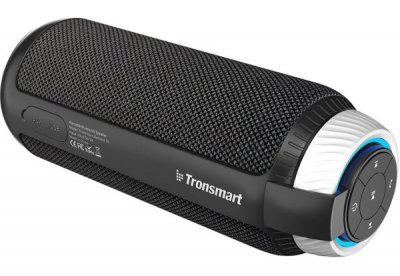 Портативна бездротова колонка Tronsmart Element T6 Black