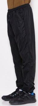 Спортивные штаны на манжетах на кармане с молнией ISSA PLUS GN-334  Черные ( GN-334 )
