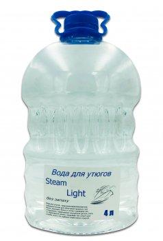 Вода для утюгов Light Steam 4 л