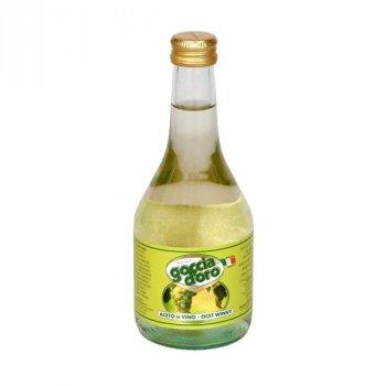 Уксус Goccia D'oro винный белый 500 мл