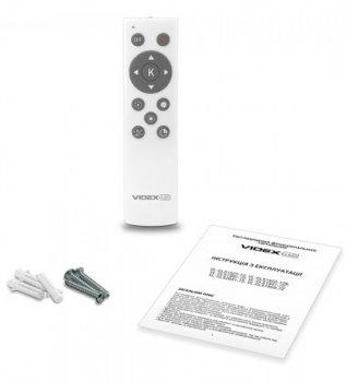 Потолочный светильник VIDEX 72W 2800-6200K 220V (VL-CLS1997-72)