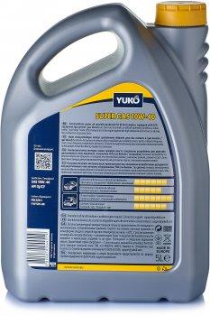 Моторна олива Yuko Super Gas 10w-40 5 л (4820070244519)