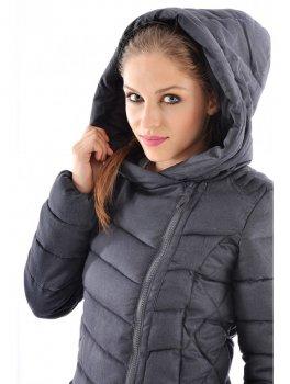 Женская куртка Just Play Cam темно-серый (B2119-dgrey)