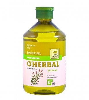 Освежающий гель для душа O Herbal с вербеной, 500 мл (5901845500029)