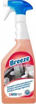Водовідштовхувальне і дезінфікуючий миючий засіб для ванних кімнат KITER BREEZE 750 мл (13024.750M)