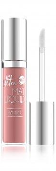 Помада для губ матовая жидкая Bell Ultra Liquid Lipstick 03 Rose Wood (BL13167)