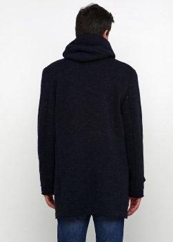 Пальто Nils Sundstrom темно-синее (16-PA-1-03-Dblue-56)