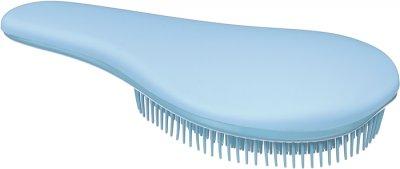 Расчёска Sibel D-Meli-Melo для пушистых и длинных волос Светло-голубая (5412058203954)