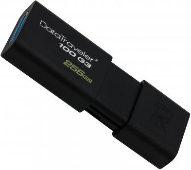 Kingston DataTraveler 100 G3 256GB USB 3.0 (DT100G3/256GB)