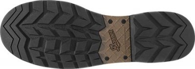 "Чоловічі чоботи Danner Steel Yard 11"" Steel Toe Wellington Boot Brown Leather (148836)"