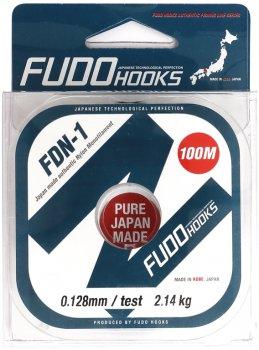 Леска Fudo Hooks FDN-1 100 м 0.08 мм 0.9 кг (FHFDN0080)