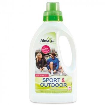 Рідкий засіб для прання AlmaWin Sport and Outdoor 750 мл (4019555705014)
