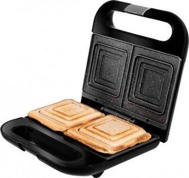 "Бутербродниця Cecotec Rock""nToast Sandwich Squared cctc-03054 (8435484030540)"