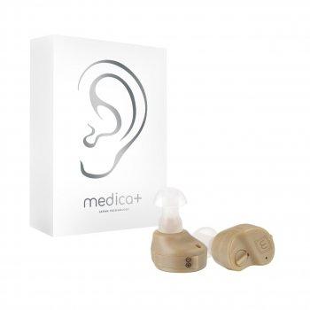 Слуховий Апарат внутрішньовушний MEDICA+ Sound Control 11