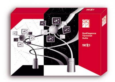 Програмне забезпечення SysElegance Application Server v5, стандартна редакція, ліцензія на підключення на 12 місяців