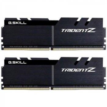 Модуль пам'яті для комп'ютера DDR4 16GB (2x8GB) 4400 MHz Trident Z G. Skill (F4-4400C19D-16GTZKK)