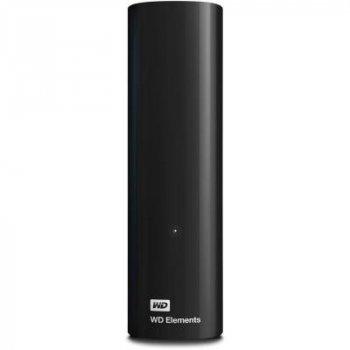 "Зовнішній жорстку диск 3.5"" 6TB Western Digital (WDBWLG0060HBK-EESN)"