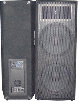 Комплект из 2-х акустических систем City Sound CS-212A-2 1000 Вт