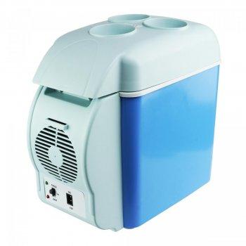 Автомобільний холодильник на 7.5 л - портативний холодильник в машину, 65W 12 V