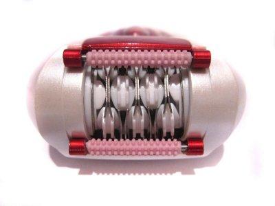 Эпилятор 2 в 1 Kronos MP 202 с бритвенной насадкой (gr_006458)