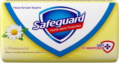 Антибактериальное мыло Safeguard Ромашка 90 г (5000174645712)