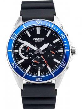 Чоловічі наручні годинники Casio MTD-320-1AVDF