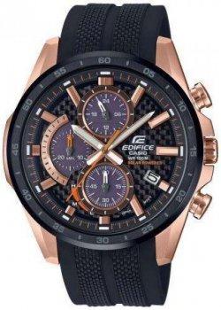 Чоловічі наручні годинники Casio EQS-900PB-1AVUEF