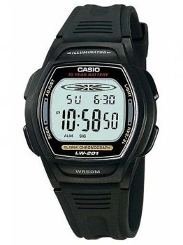 Чоловічі наручні годинники Casio LW-201-1AVEF
