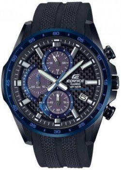 Чоловічі наручні годинники Casio EQS-900PB-1BVUEF